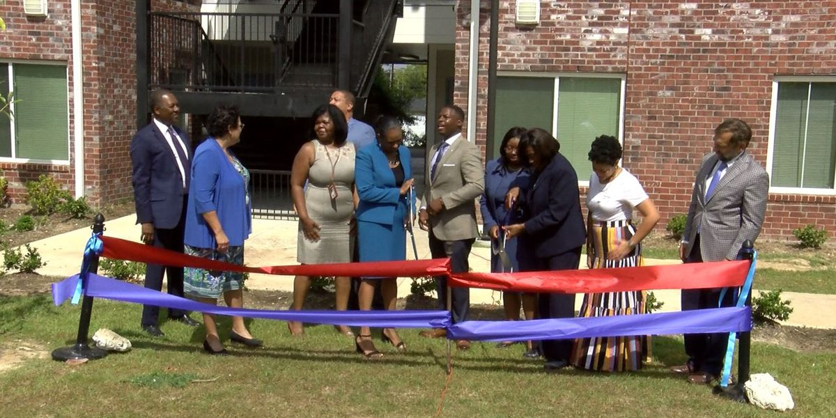 EBR Parish Housing Authority cuts ribbon on new affordable housing development