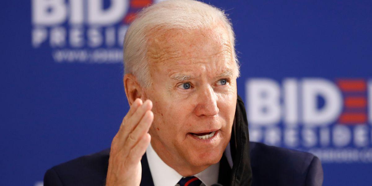 Trump, Biden fight for primacy on social media platforms