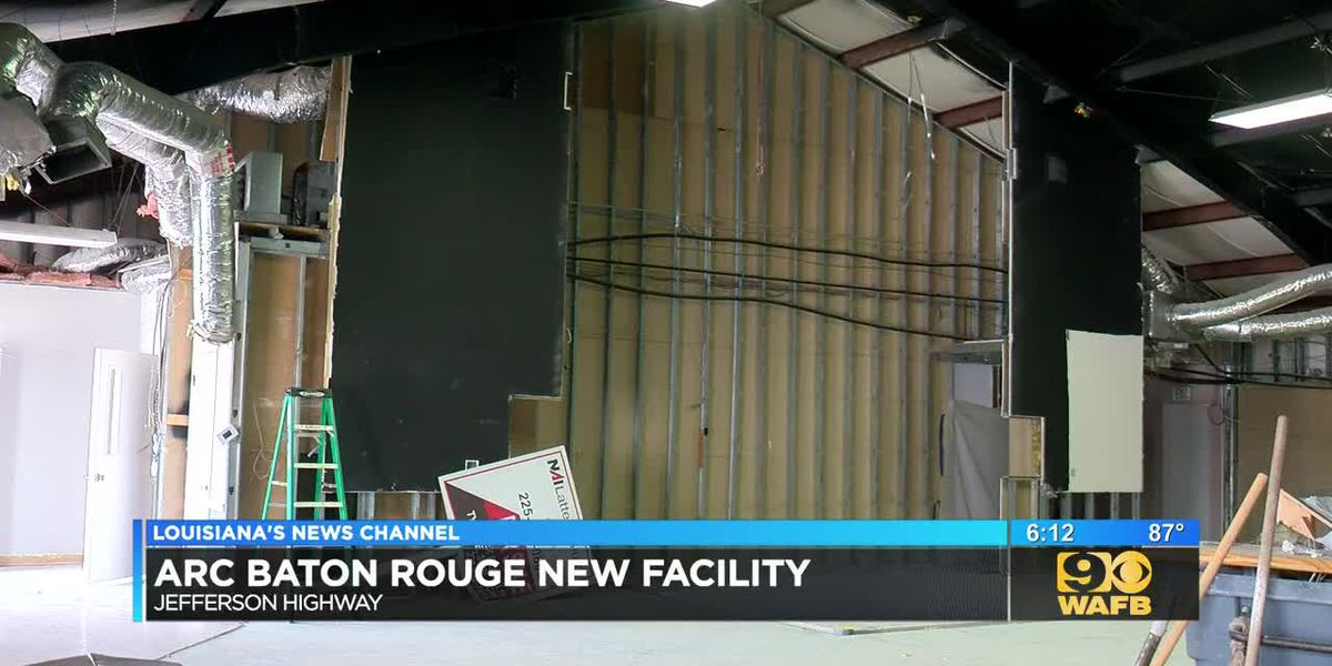 Arc Baton Rouge to open new headquarters in August