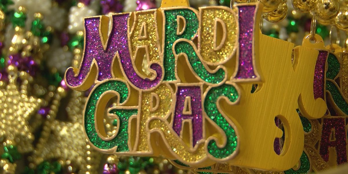 Trade war with China could take hit on Mardi Gras