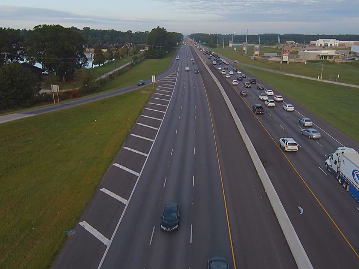House approves bill to add HOV lanes to I-12 between Walker, split
