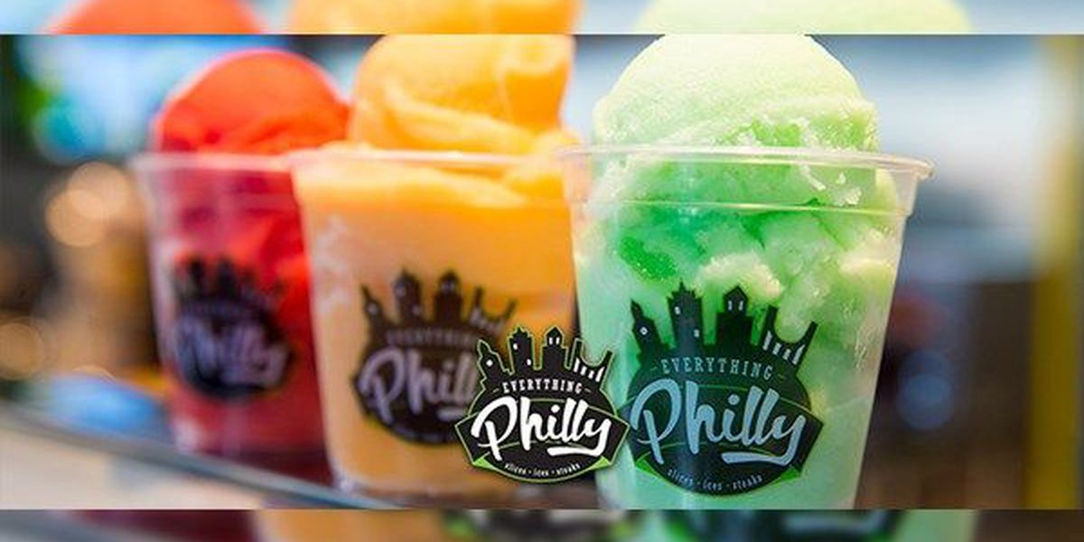 New Everything Philly Ice location now open near Southern University