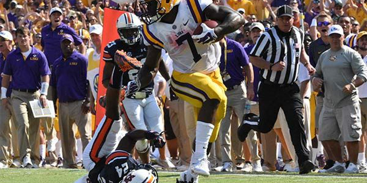 LSU's matchup against Texas Tech will be first of ten SEC bowl games