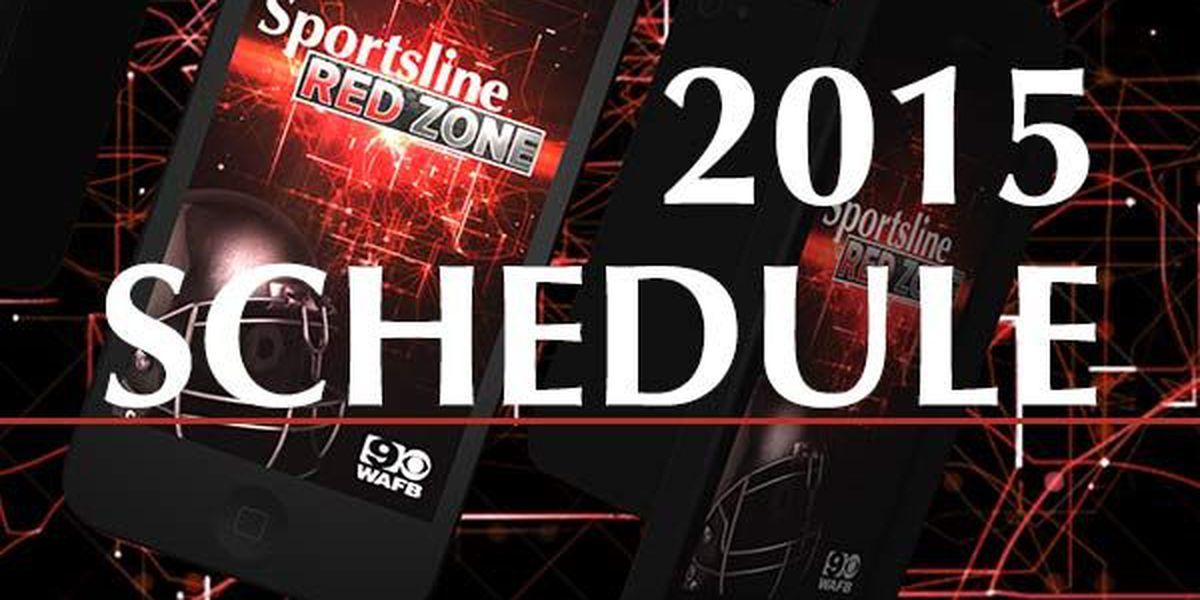 Zachary Broncos 2015 football schedule