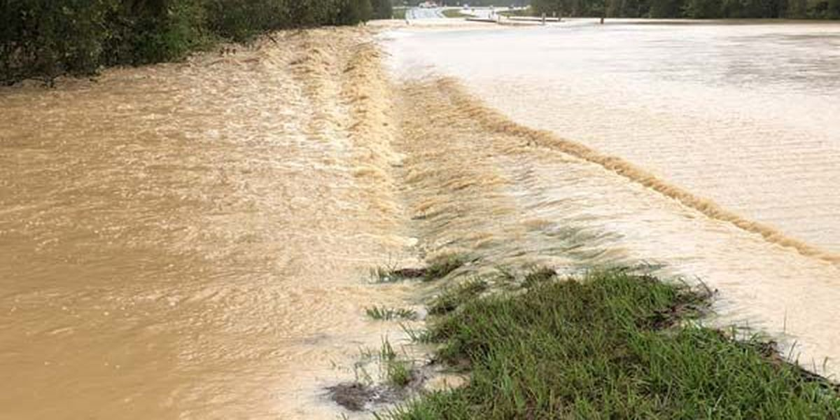 Overnight rain causes flooding, power outages as more rain heading our way