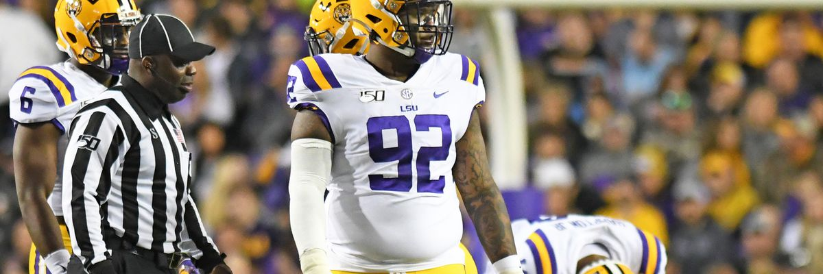 REPORT: LSU DL Neil Farrell opts out of 2020 season