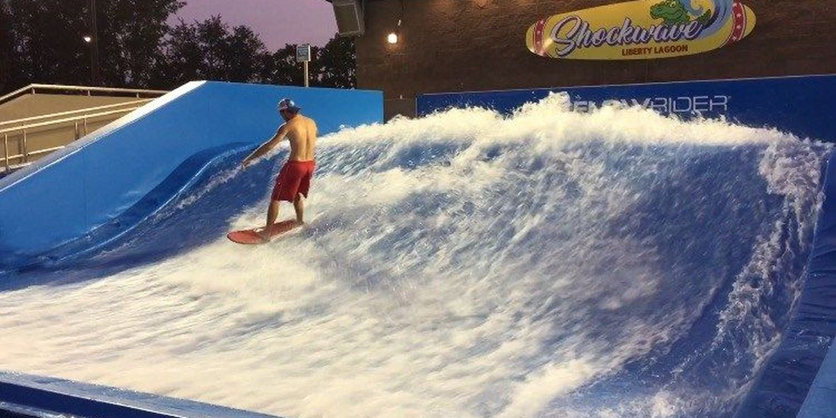 Liberty Lagoon reopens with a splash for 2018 season