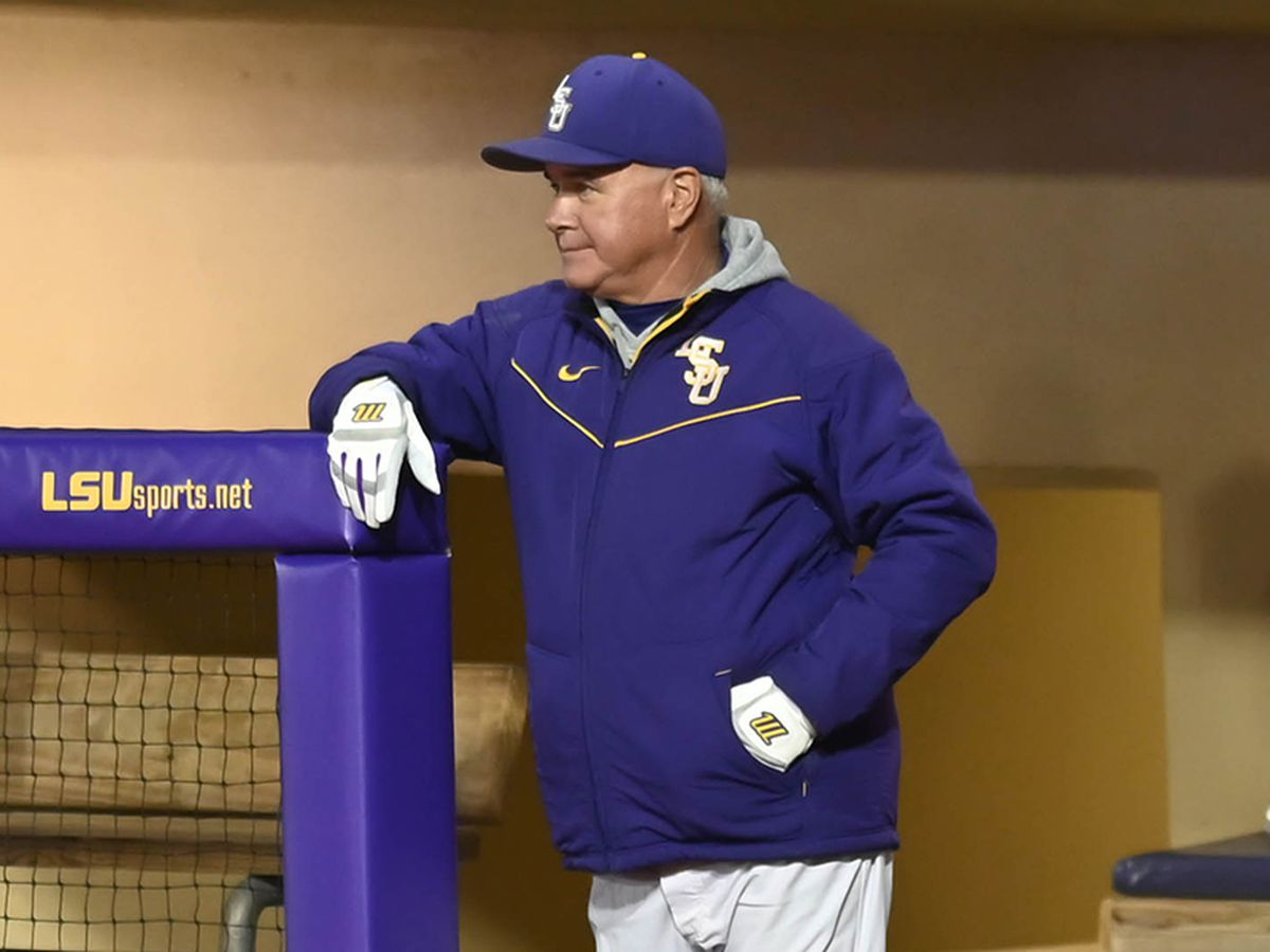 LSU announces change in start time for game one of baseball series against Oral Roberts