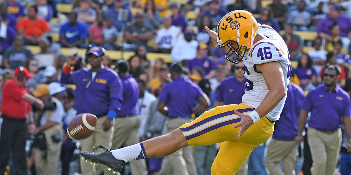 Tiger punter named to Ray Guy preseason list