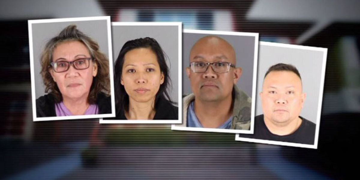 Family accused of running human trafficking ring out of daycare