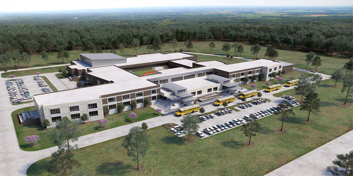 Livingston Parish Schools unveil design of new K-8 southside campus