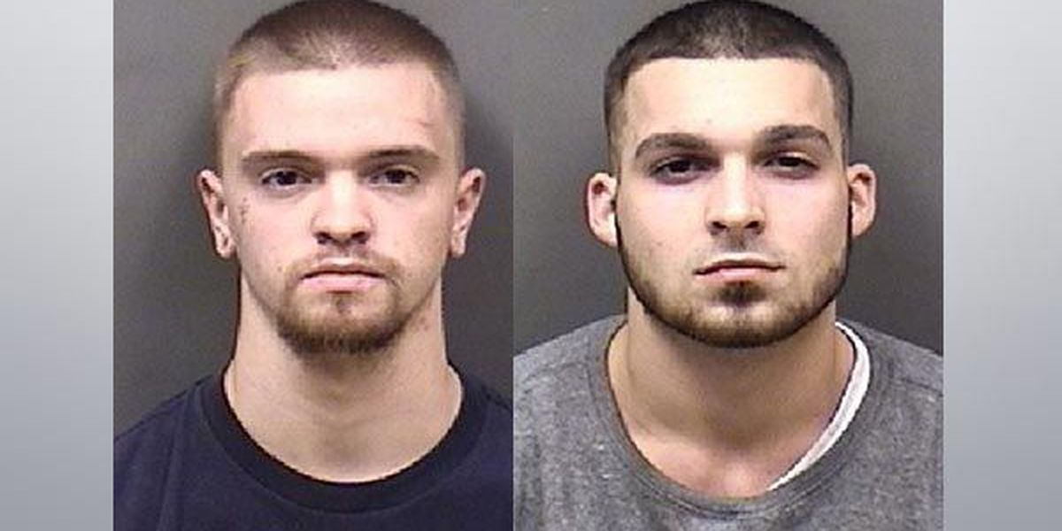 Officers: 2 arrested, $900 worth of drugs seized