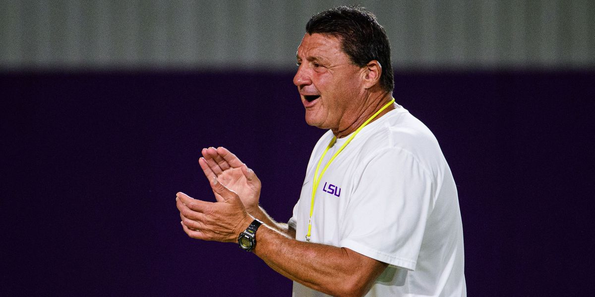 Orgeron issues statement about USA TODAY allegations, provides update on COVID-19, and more