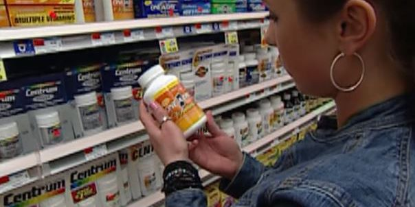 Vitamin supplements probably not all that helpful, research shows