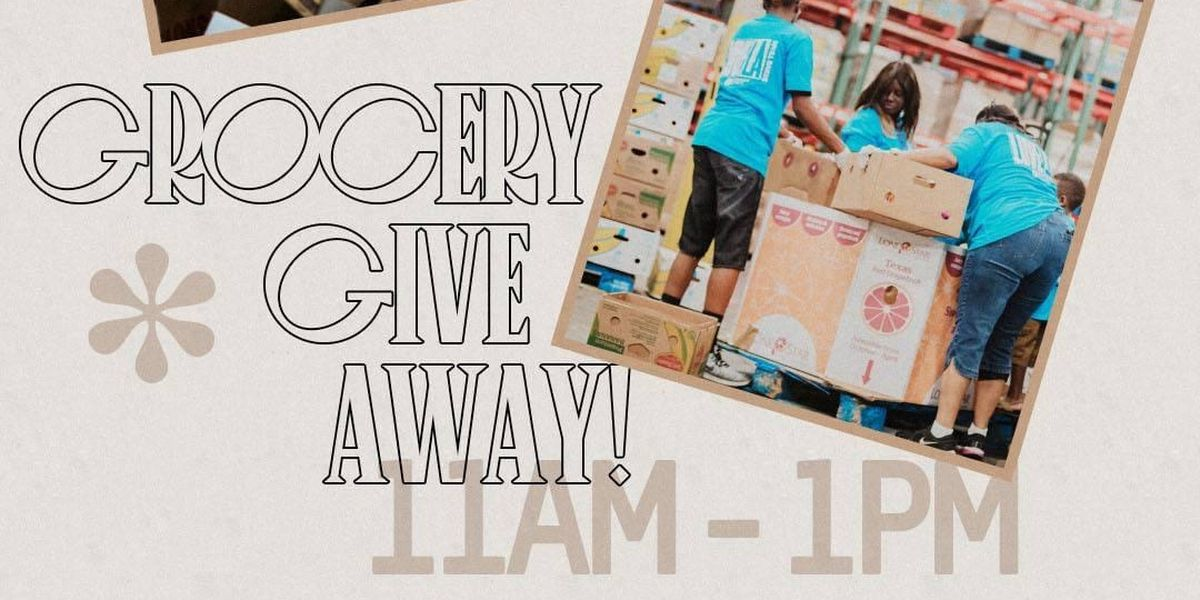 Bethany Church giving away groceries to 1,000 families