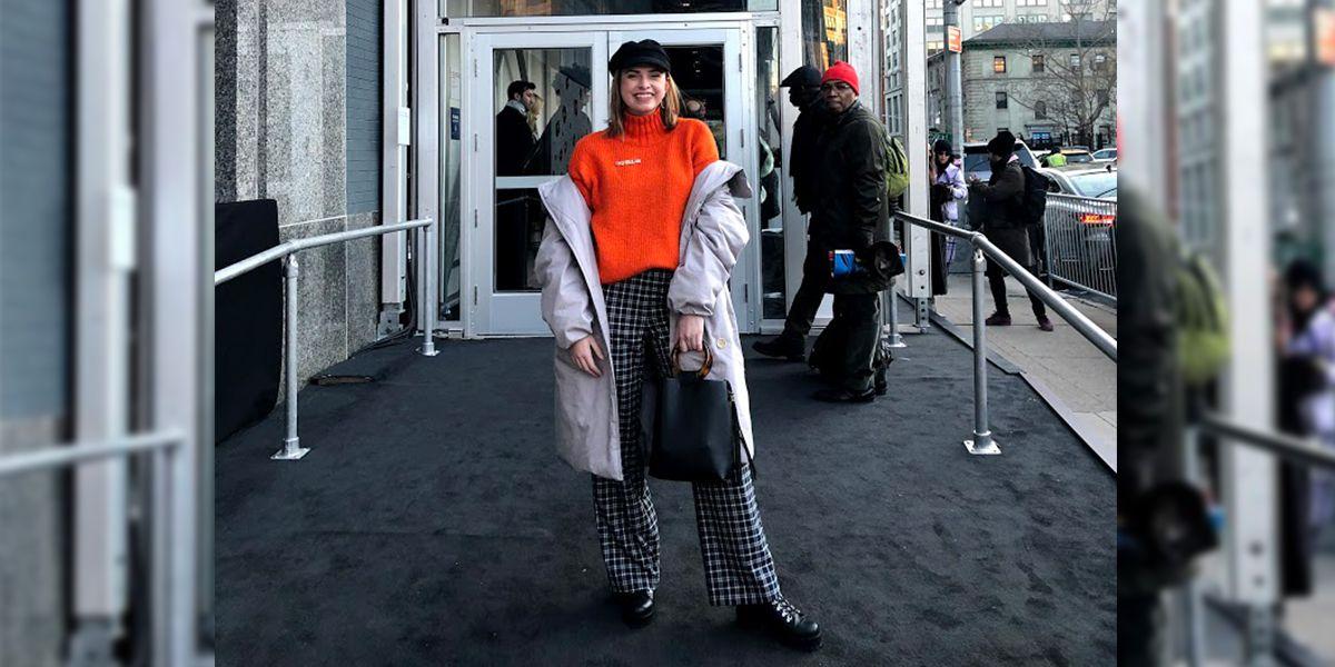LSU student attends New York Fashion Week