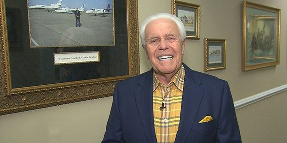 TV preacher: Asking followers to believe, not pay, for plane