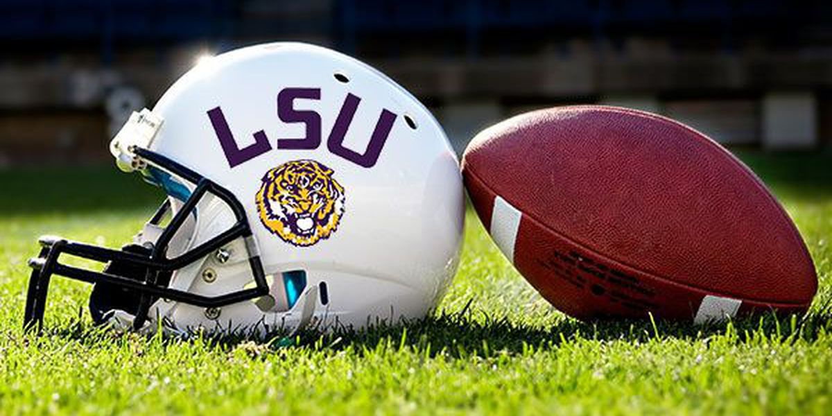 LSU start time set for Eastern Michigan game