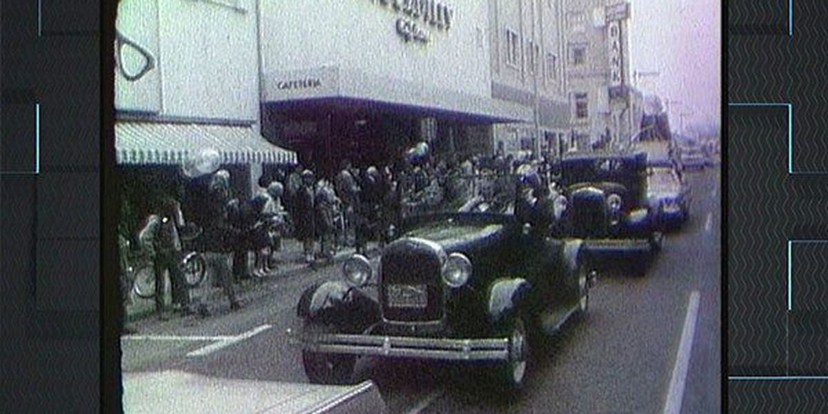 VIDEO: Old Baton Rouge parade found in WAFB archives