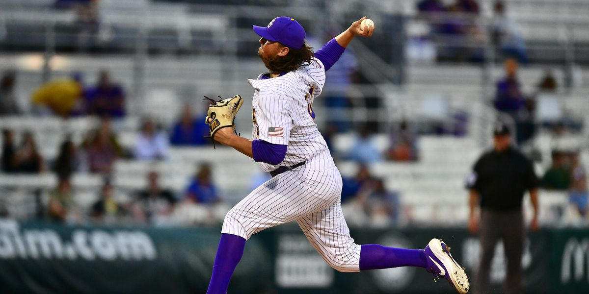 Tigers take down No. 14 Louisiana Tech 16-8, game called in 7th due to weather
