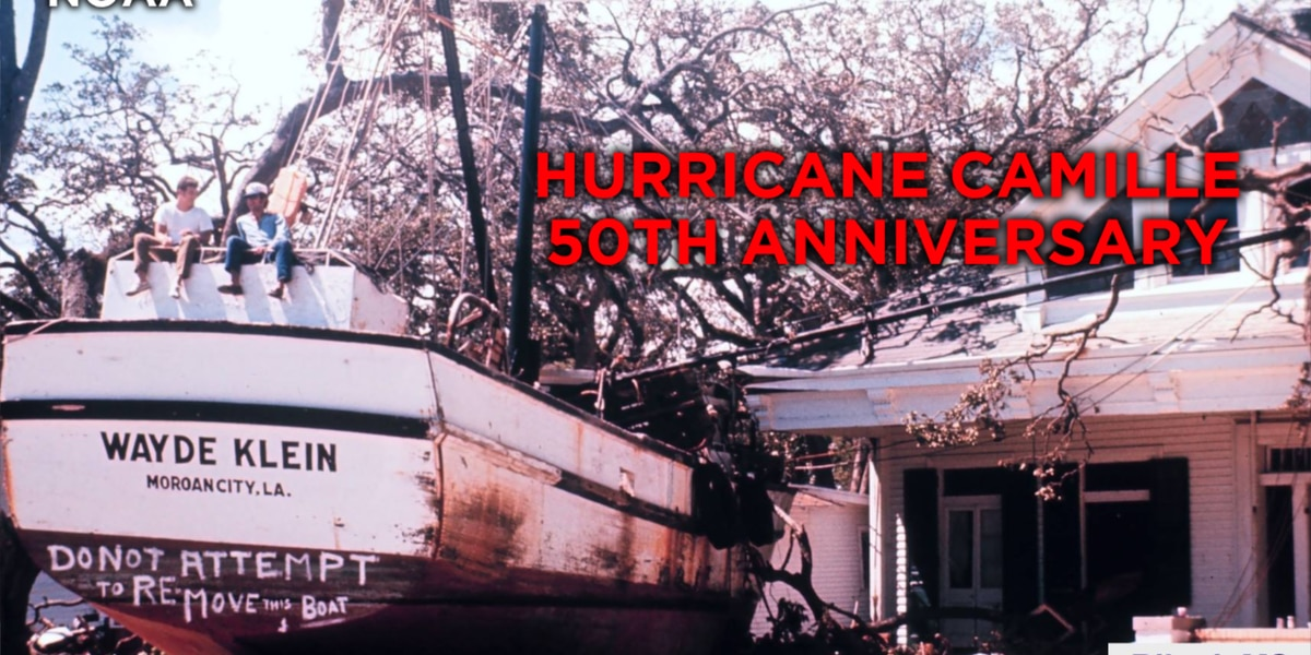Hurricane Camille remembered 50 years later