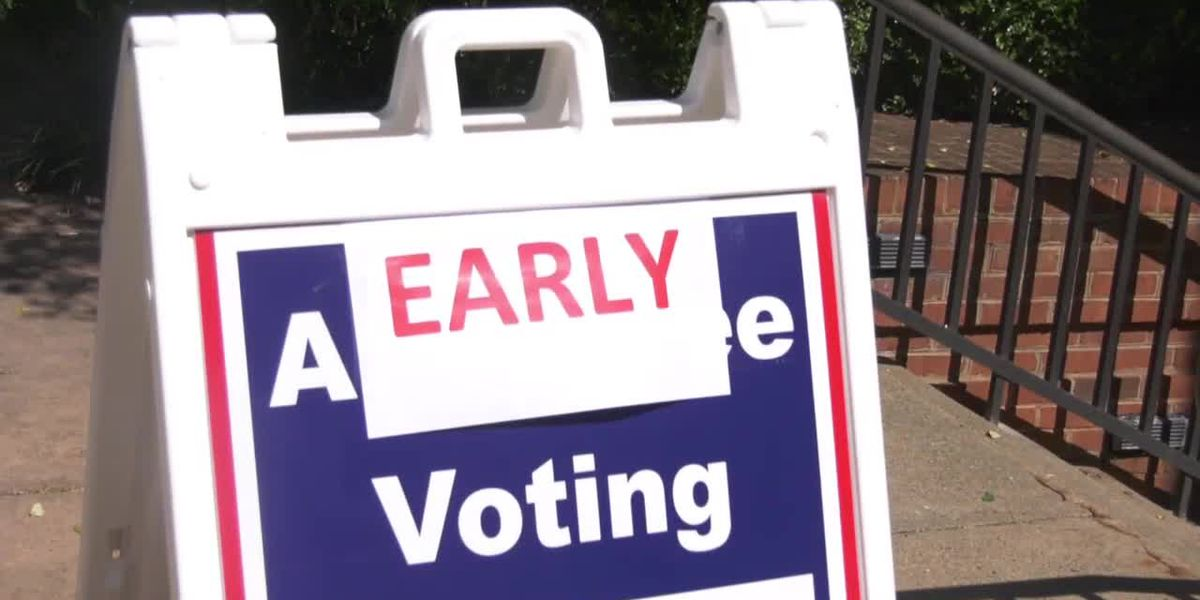 REMINDER: Early voting site on Coursey to be relocated over social distancing concerns