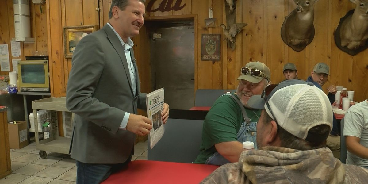Pointe Coupee Parish sheriff-elect already working to get office ready for his administration