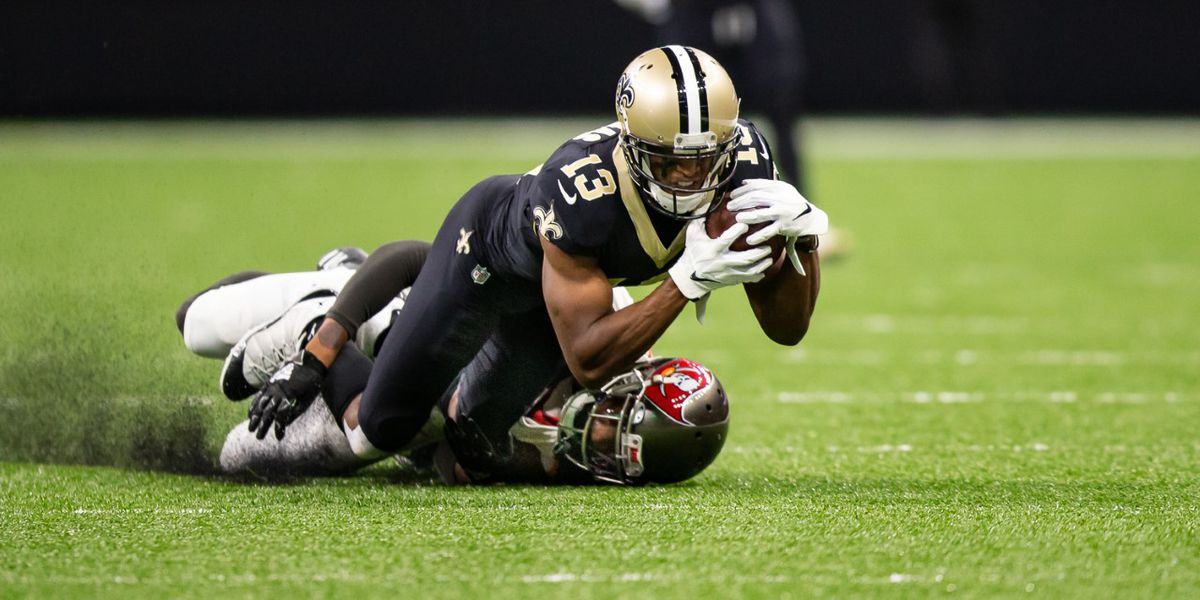 Saints wide receivers offer a mix of experience and youth
