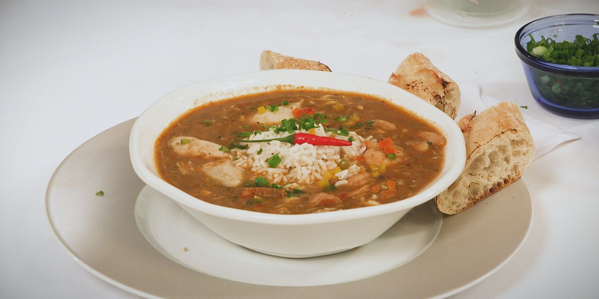 'Too Good to be True' Louisiana Seafood Gumbo