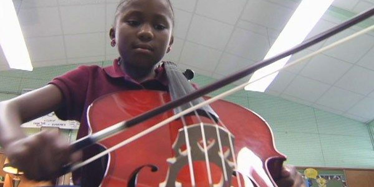 Baton Rouge Kids' Orchestra: Putting music in the hands of children