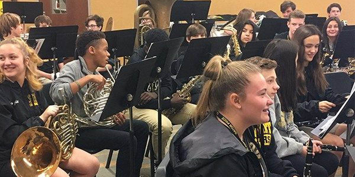 St. Amant marching band to perform during Cowboys vs. Saints game