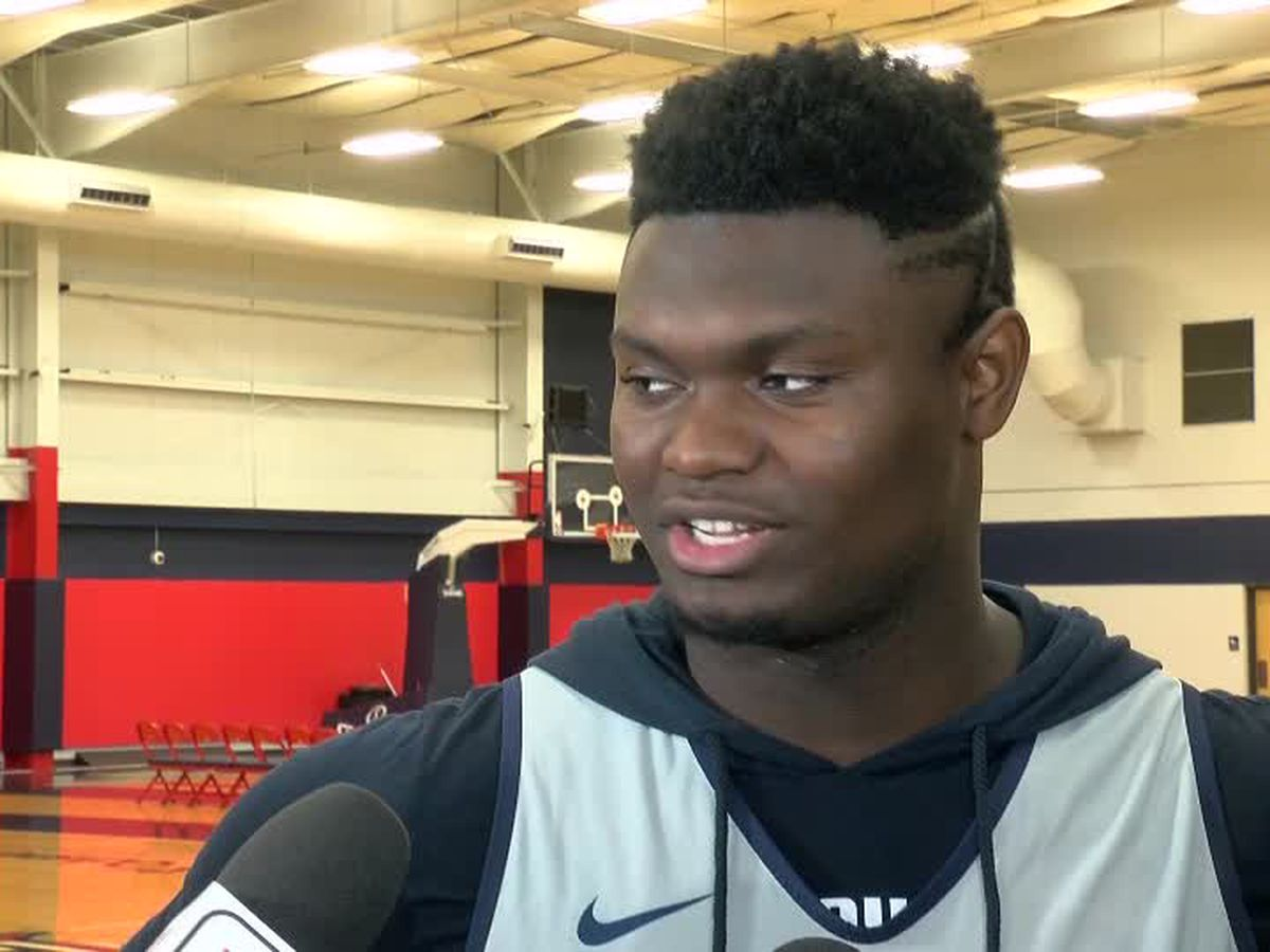 Pelicans tweet Zion Williamson is ready to make NBA debut in New Orleans following injury