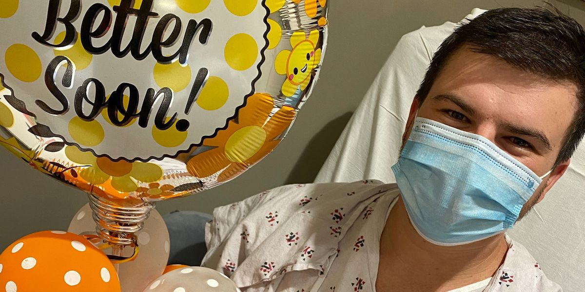24-year-old battling colon cancer says he missed signs; doctors urge you to be aware