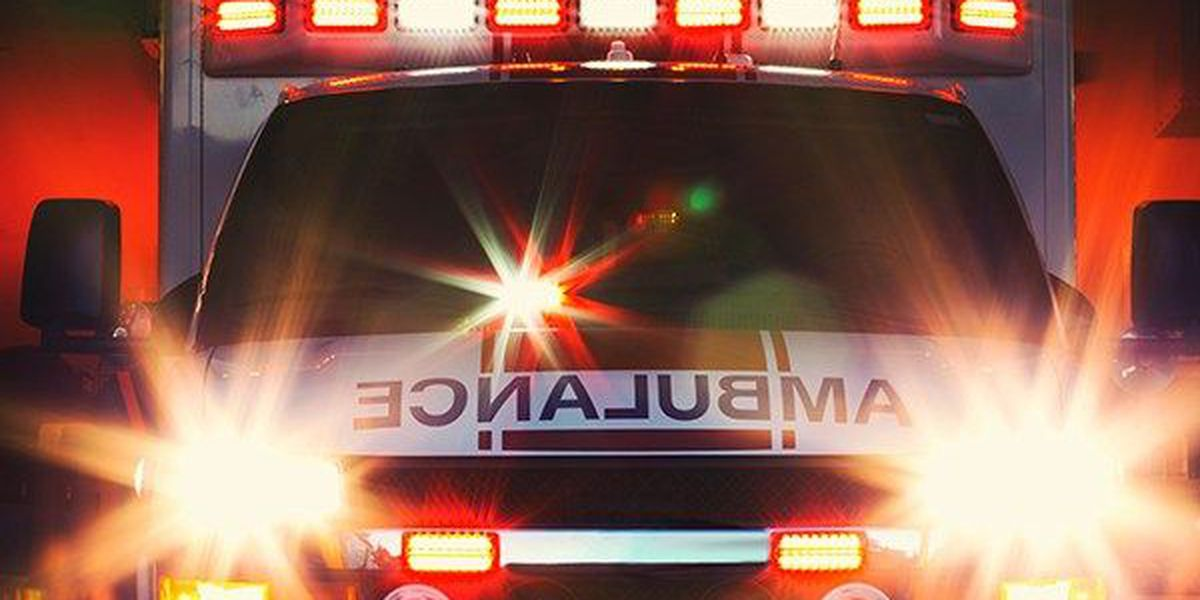 Motorcycle crash sends 2 to the hospital with moderate injuries