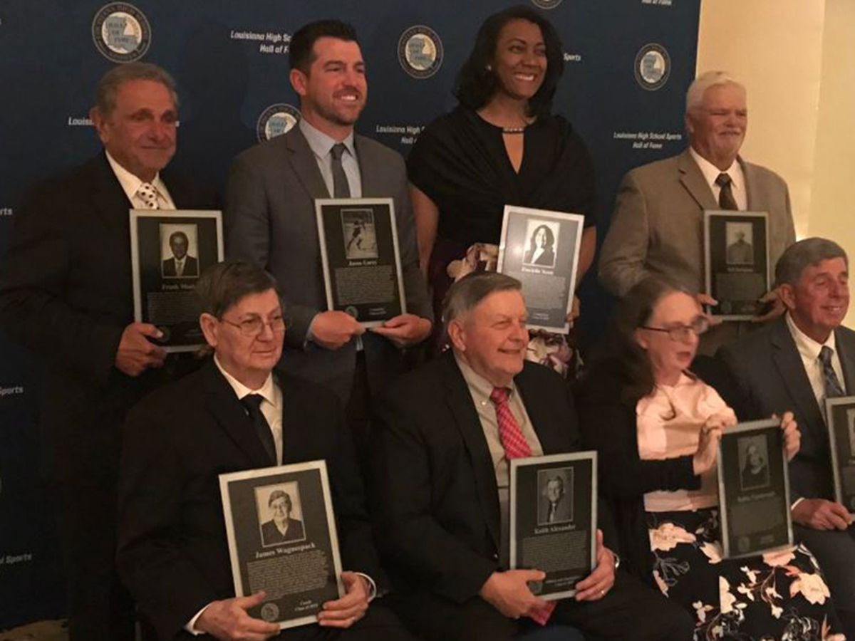 LHSAA Hall of Fame inducts 8 new members