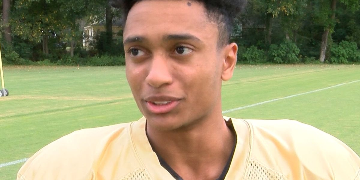 Sportsline Player of the Week: Episcopal RB Austin Jemison