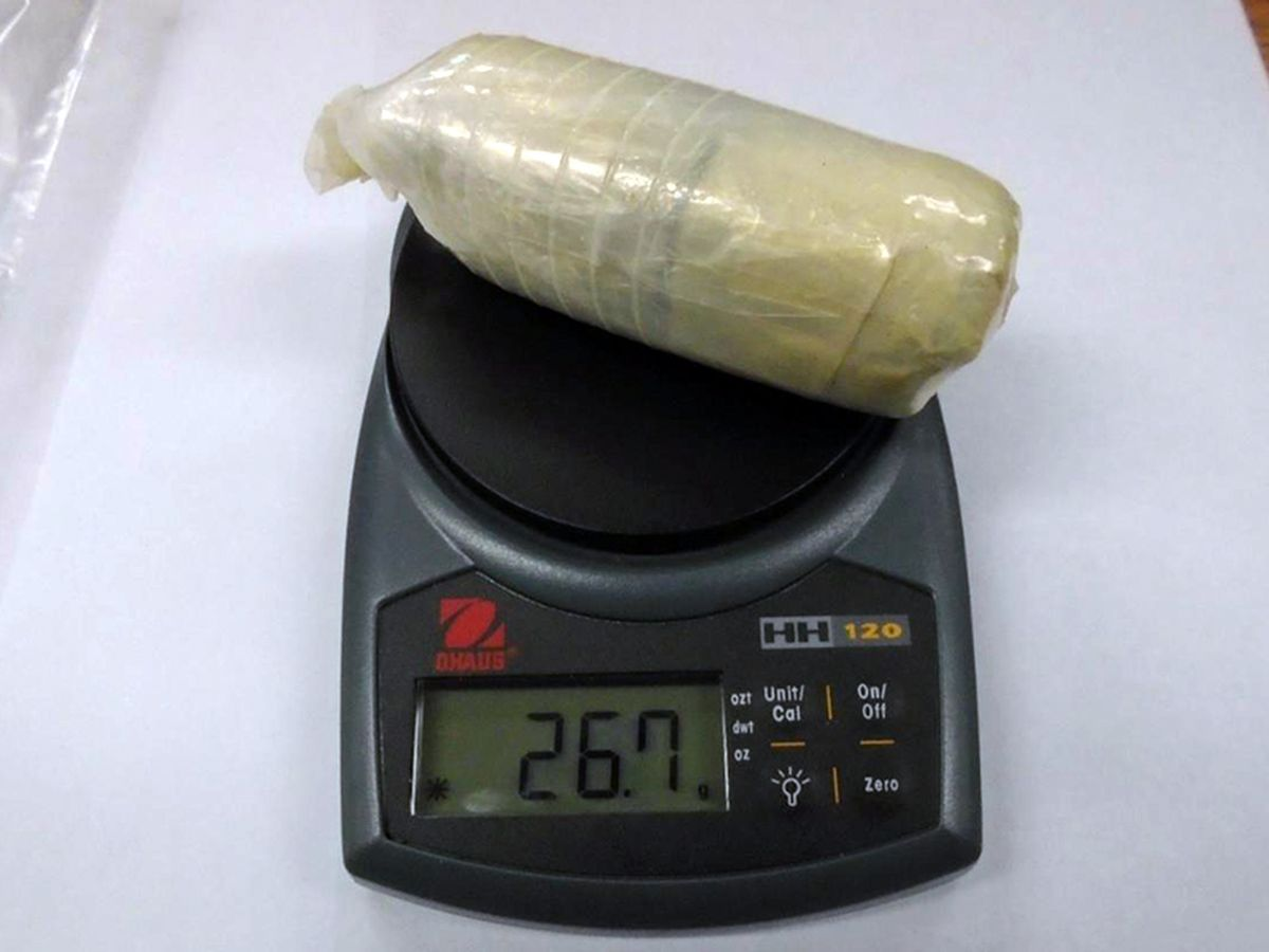 For second time in a week, body scanner at Angola detects alleged drug smuggling