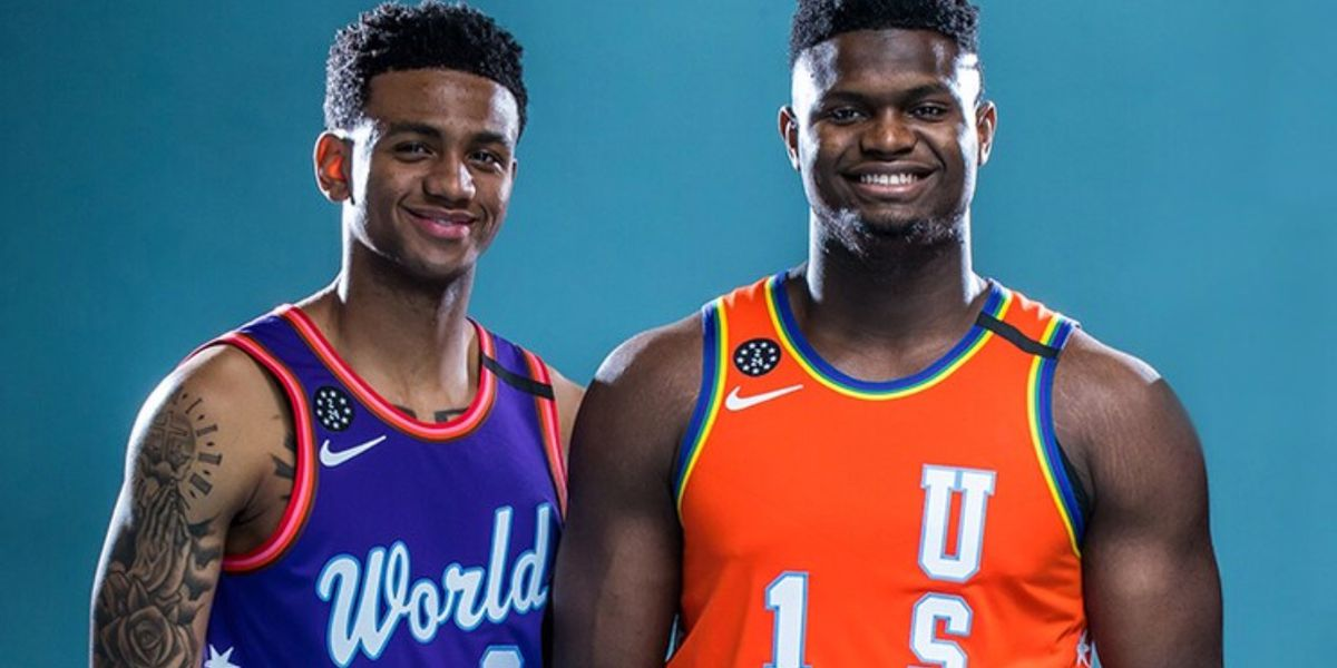 Zion and Alexander-Walker named to NBA Rising Stars teams