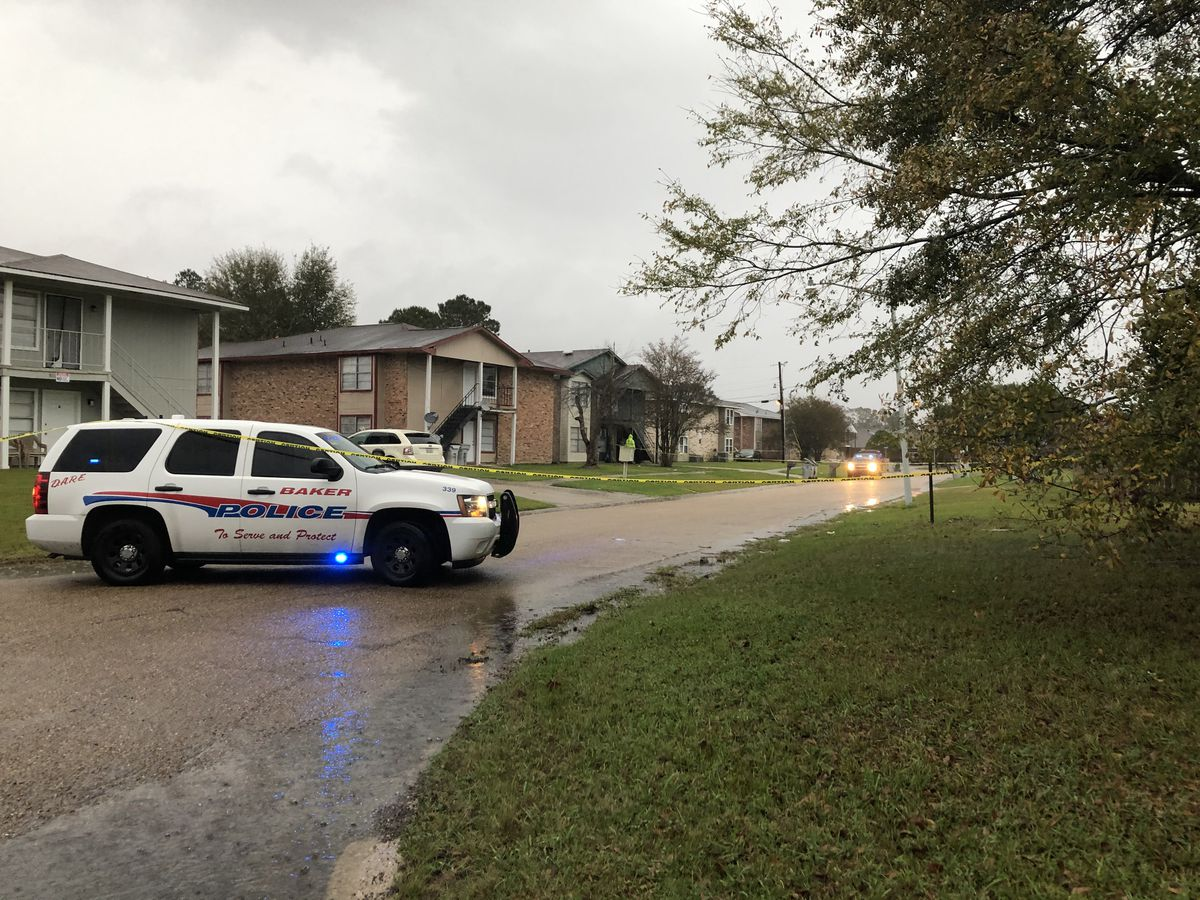 Two men shot on Weston in Baker, police say