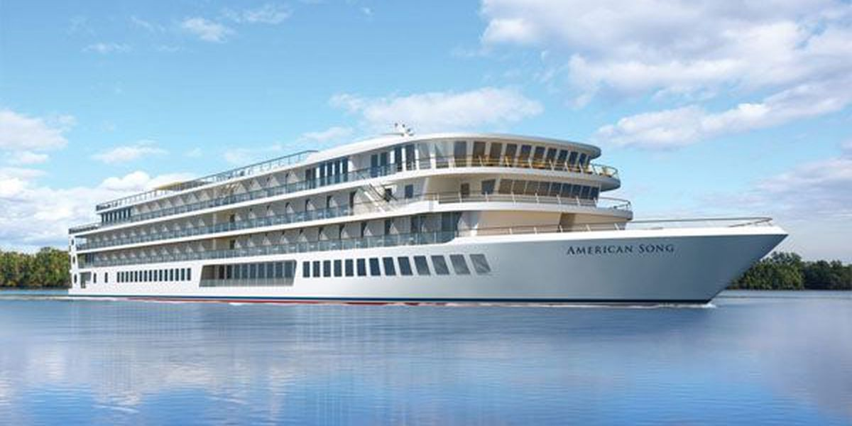 New riverboat to cruise on the Mississippi River this year