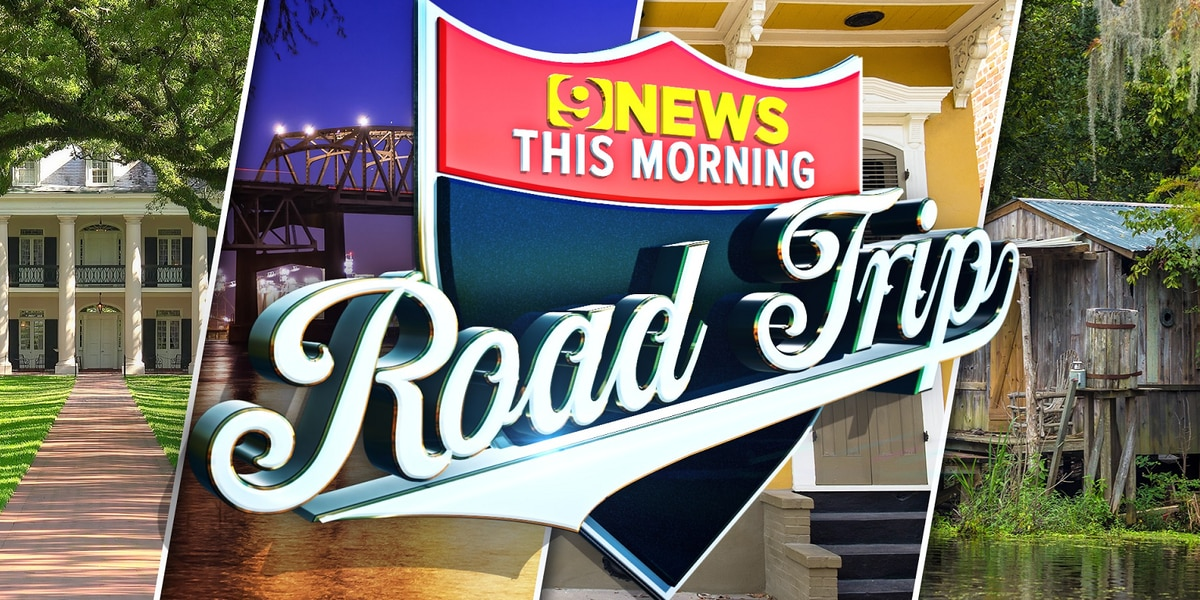 9News This Morning Road Trip: Donaldsonville