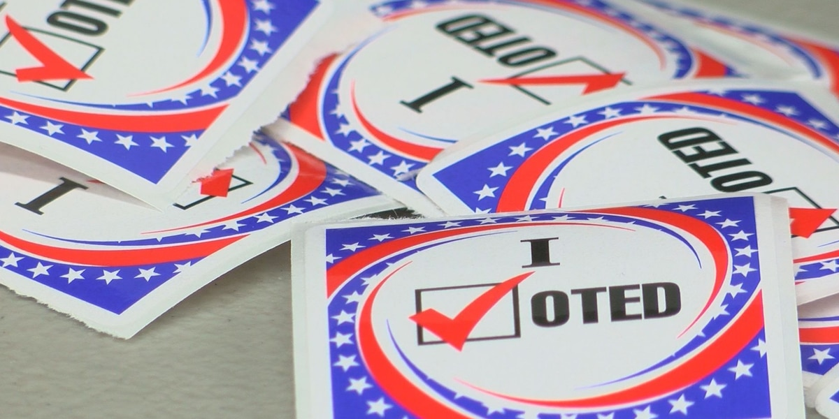 Early voting for statewide primary is Sept. 28 - Oct. 5; where to vote