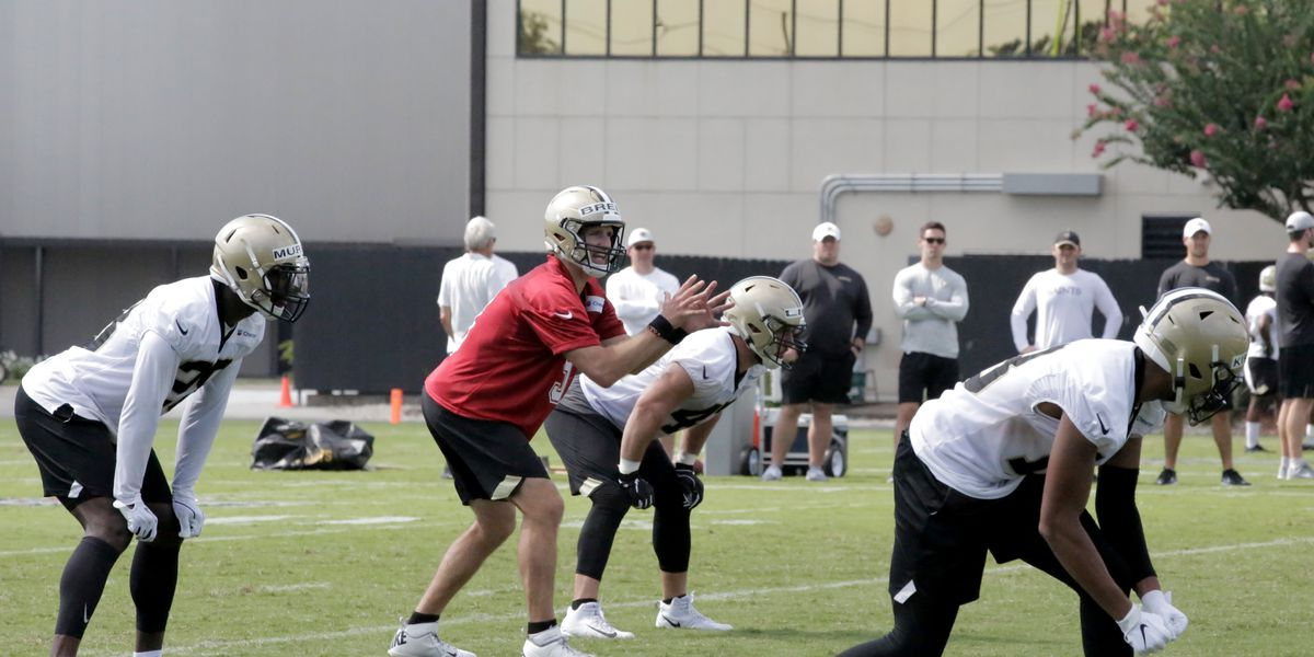Brees continues fight against Father Time