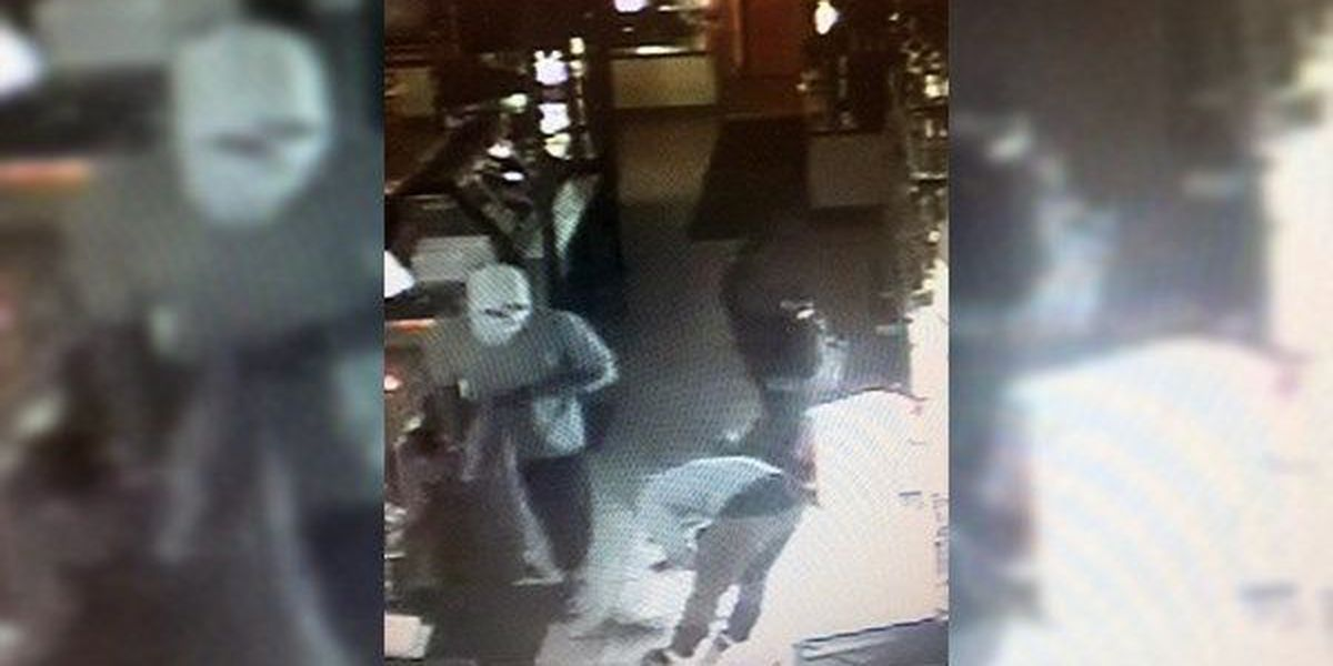 Three suspects wanted for allegedly stealing cigarettes, alcohol from gas station in Amite