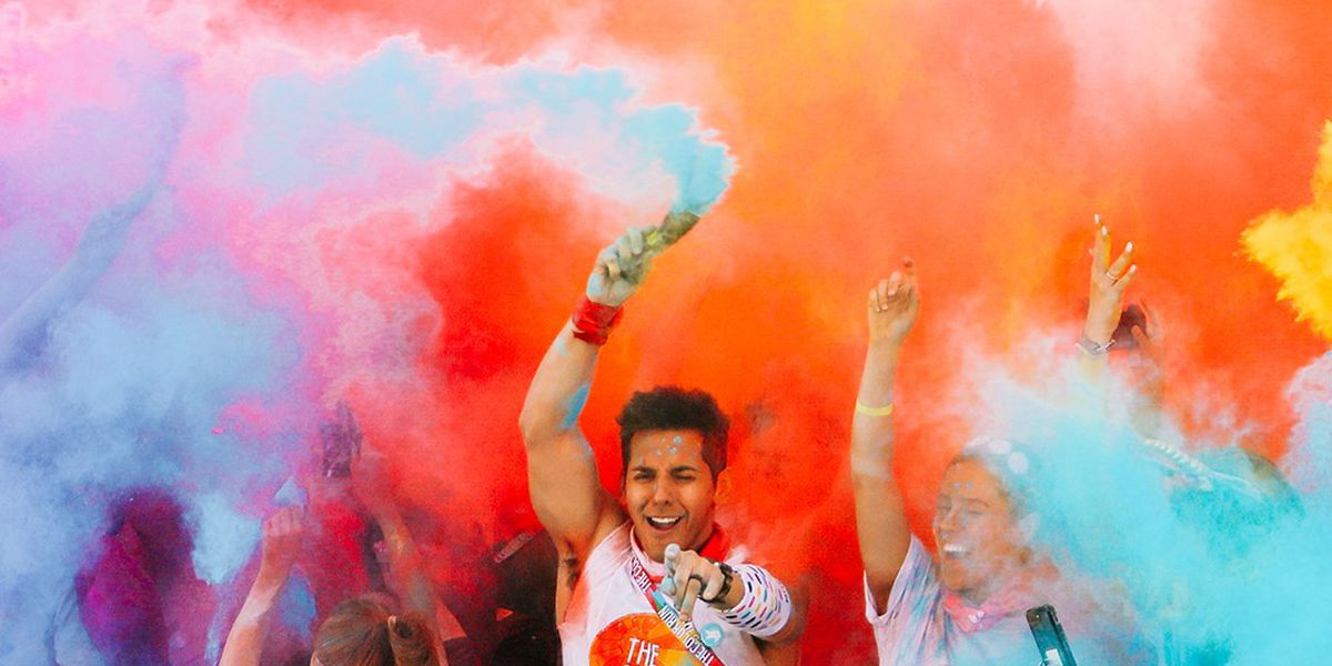 Color Run to make a vibrant splash in Baton Rouge