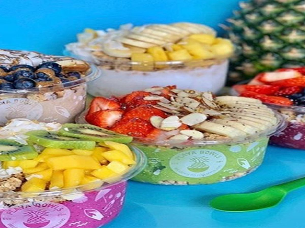 Playa Bowls entering Louisiana market with Baton Rouge shop