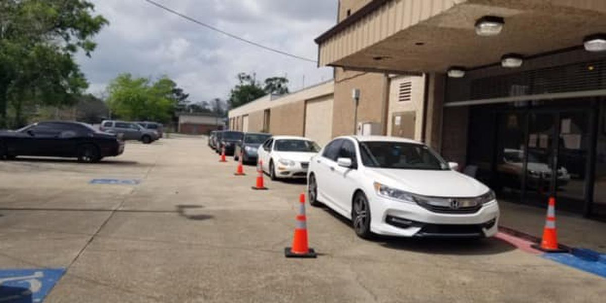 CareSouth offering curbside for WIC services