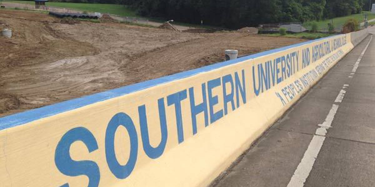 Washed-out road at Southern could take six months to fix