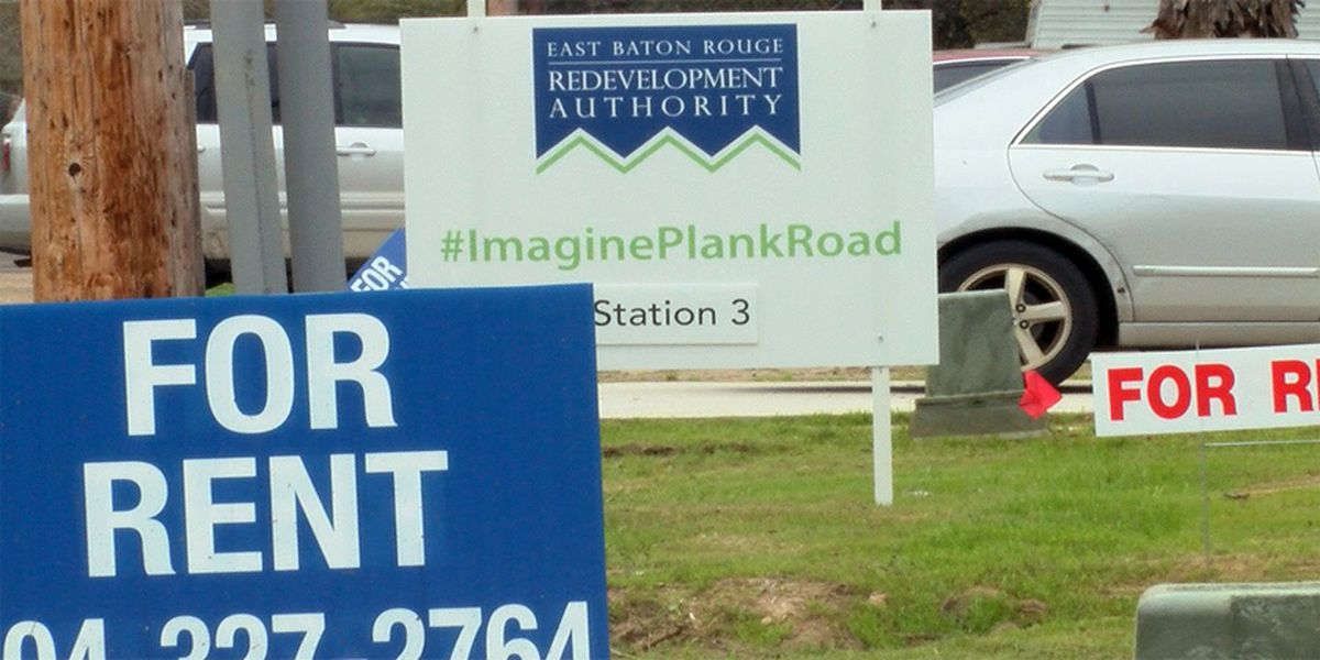 EBR Redevelopment Authority working to spruce up Plank Road
