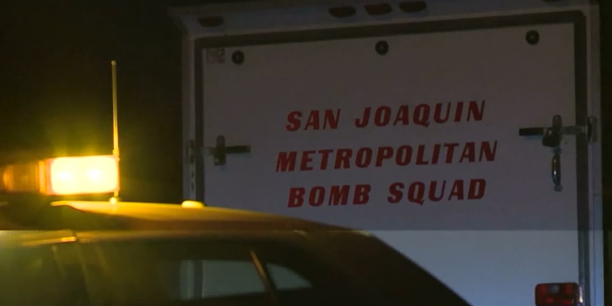 Hundreds of military explosives found in Calif. home